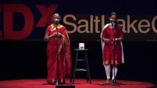 Traditional Indian Music by Mother & Daughter   Jaya & Archana Thiagarajan   TEDxSaltLakeCity