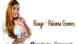 Letra muito forte!!!!! ( Hino para Conjuntos) Reage - Paloma Gomes