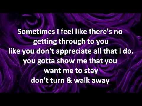 Keyshia Cole Fallin out with on screen lyrics HD