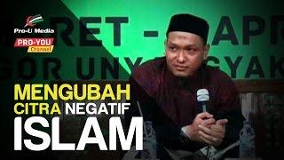 Mengubah Citra Negatif Islam - Ustadz Salim A. Fillah - 25th Jogja IBF 2016