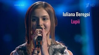 Iuliana Beregoi «Lupii» - Final - The Voice Kids Russia 2017 - Season 4