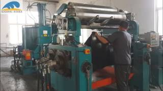 EPDM Rubber Compound Mixing 1