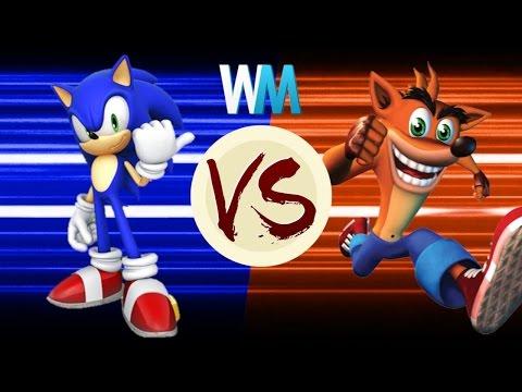 watch Sonic Vs Crash: Who Would Win?