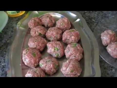 Les vraies boulettes d Oran