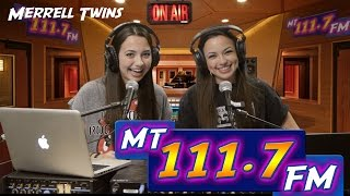 MT Radio Show - Merrell Twins
