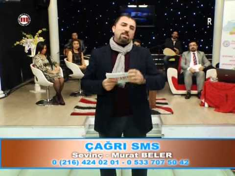 MEDYA TV TURHAN ÇAKIR İLE SEVDAMIZ TOKAT 20 01 2013 1