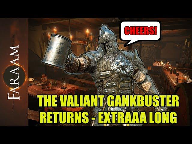 [For Honor] The Valiant Gankbuster Returns