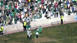 Gol de Emaná a lo Panenka (Betis 4 - Rayo 0)