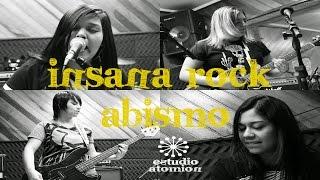 Insana Rock - Abismo - (Estúdio Atomion 13/12/2014)