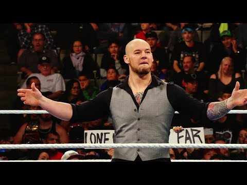 Xxx Mp4 Can Baron Corbin Withstand The Monster Among Men S Onslaught At WWE Elimination Chamber 3gp Sex