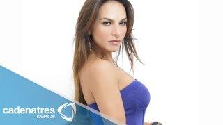 Fabiola Campomanes se negó a hablar sobre la relación de Yolanda  Andrade con Melissa