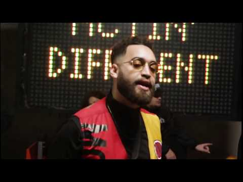 B Wise - Actin' Different (Official Music Video)