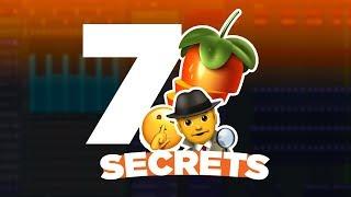 7 DIRTY SECRETS IN FL STUDIO