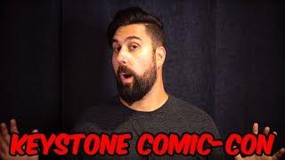 Keystone Comic Con Philadelphia! We