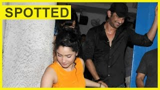 Ankita Lokhande and Sushant Singh Rajput Get Back Together Over A Coffee Date