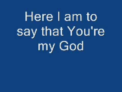 Xxx Mp4 Here I Am To Worship Chris Tomlin With Lyrics 3gp Sex