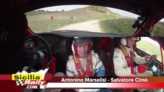A.Marsalisi - S.Cimò al 33° Rally Conca d'Oro