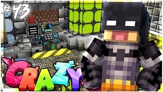 EXTREME SUPERHERO LAIR MAKEOVER! | EP 43 | Crazy Craft 3.0 (Minecraft Youtuber Server)