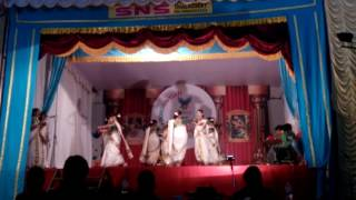 kannur university kalolsavam thiruvathirakali 1 st price payyanur college