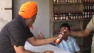 COMEDY ON ALCOHOL REPORT BY Batra Shaminder Singh, MUKTSAR, PUNJAB 00919814762112