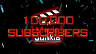 100,000 Subscribers!