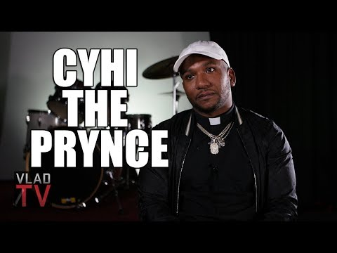 Cyhi the Prynce on Having to Leave the Club After BMF Entered, Feds Watching (Part 1)