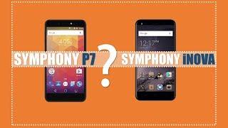 SYMHONY P7 vs SYMPHONY INOVA
