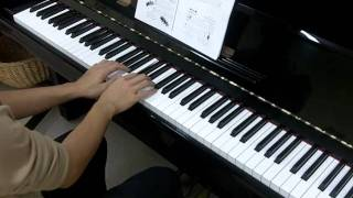 John Thompson's Easiest Piano Course Part 1 No.8 Dance of the Gnomes (P.17)