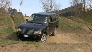 Range Rover - Test drive offroad HD