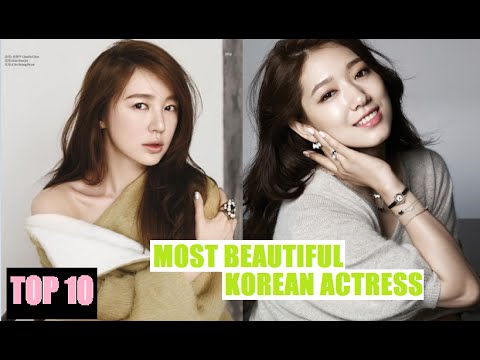 Top 10 Most Beautiful Korean Actresses In 2015