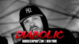 Diabolic - Grind Mode Cypher pt. 2 (prod. by Derek James)