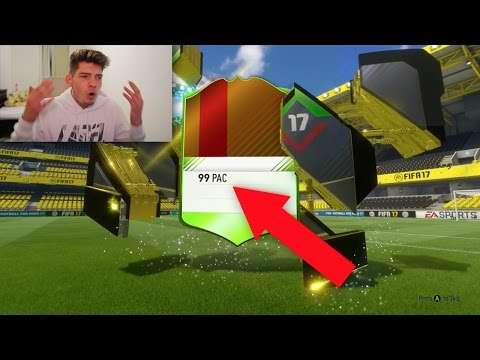 THIS FIFA 17 CARD SHOULD ACTUALLY BE ILLEGAL... (Fifa 17 Ultimate Team)