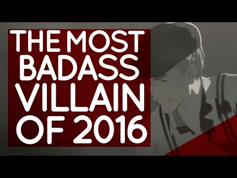 AJIN - is Satou The Most Badass Villain of Anime 2016?