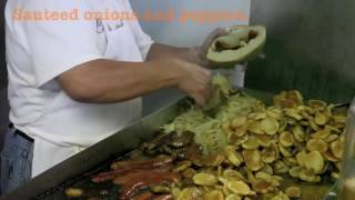 Italian Hot Dog