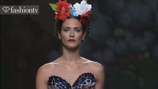 Maya Hansen Spring/Summer 2013 FULL SHOW | MB Madrid Fashion Week | FashionTV