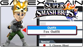 NEW Mii Fighter Costumes Tour! - Super Smash Bros for Wii U