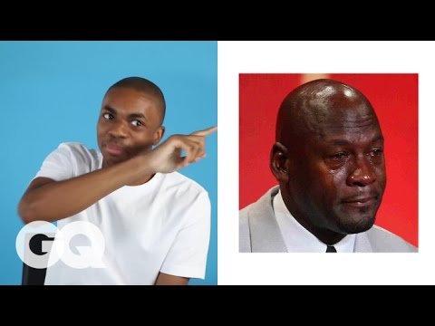 Vince Staples Reviews Every F king Twitter Meme Including Crying Jordan GQ