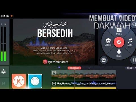 Xxx Mp4 TUTORIAL MEMBUAT VIDEO DAKWAH PENDEK DI ANDROID Tutorial Android 74 3gp Sex