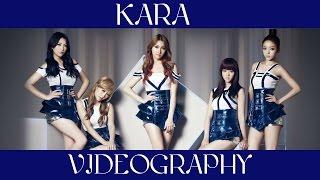 Evolution of Kara (2007-2015)
