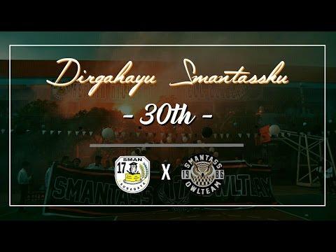 Dirgahayu SMA Negeri 17 Surabaya #30thSMANTASS