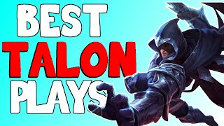 Best Talon Plays (ft.Faker,Pawn,Bjergsen,Dade....) Montage