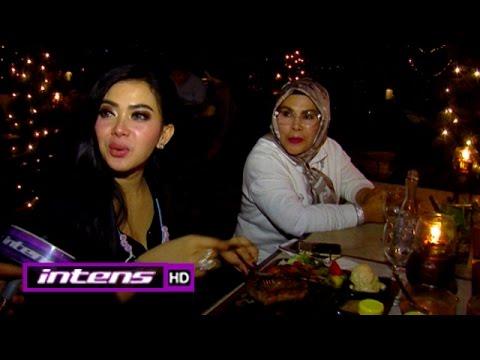 Kebersamaan Syahrini dan Keluarga di Bulan Ramadan Intens 22 Juni 2015