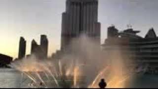 Dubai Dancing Fountain feat kpop EXO pwaer