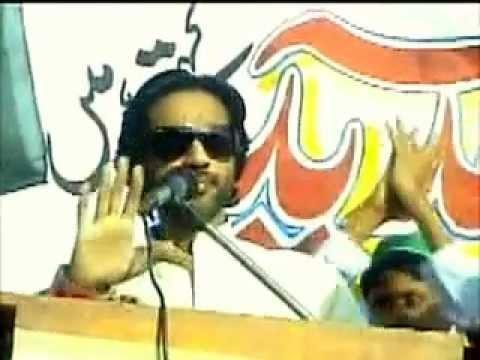 Chishtian PTI Jalsa Malik Muzaffar
