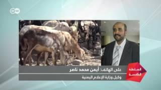 وكيل وزارة الإعلام اليمنية: الحوثيون جلبوا إيران، و ارتكبوا جرائم حرب موثقة، و سنقاضيهم دوليًّا