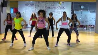 Laura Gómez ~Party Tun Up - Salsation Coreography