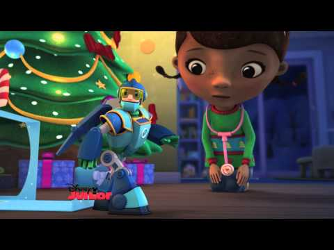 A Very McStuffins Christmas Part 1 Doc McStuffins Disney Junior UK