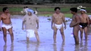 Famous Singer and Actor S  P  Balsubramanyam very hot & shameless  in only Komanamloinclothlangot
