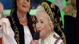 Angela Buciu, Sava Negrean Brudaşcu şi Margareta Clipa, la O dată-n viaţă (@TVR1)