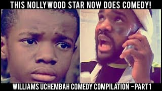 Did You Know This Nollywood Star Now Does Comedy? (Williams Comedy PART1) | @Wezzyc88